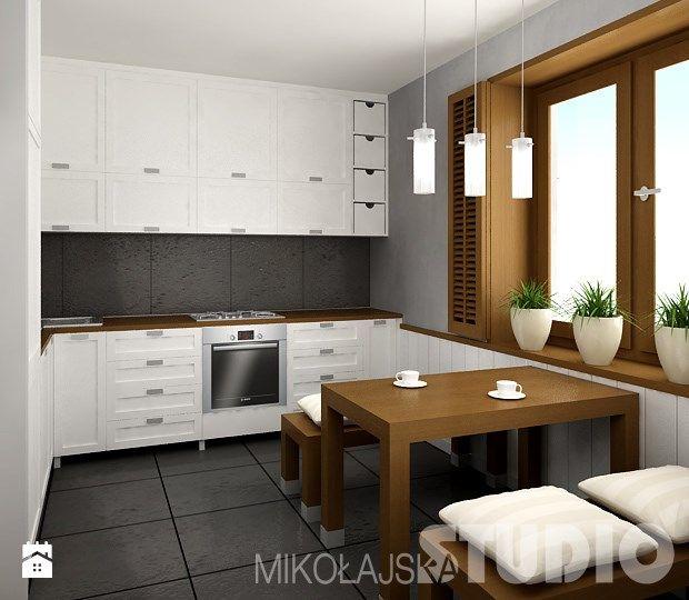 Kuchnia - zdjęcie od MIKOŁAJSKAstudio - Kuchnia - Styl Kolonialny - MIKOŁAJSKAstudio
