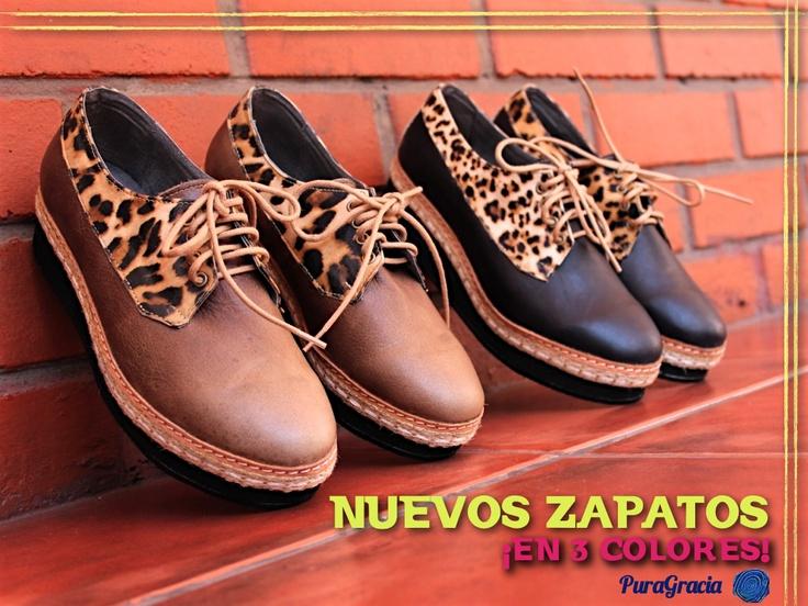 Zapatos exclusivos en PuraGracia. En Pueblo del Ingles, local 23.