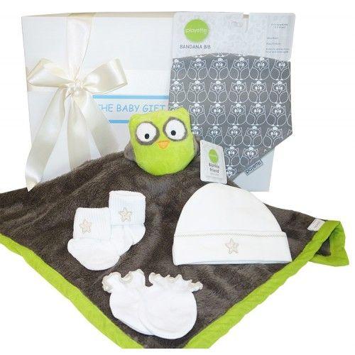 Hoot Hoot Baby Gift Hamper