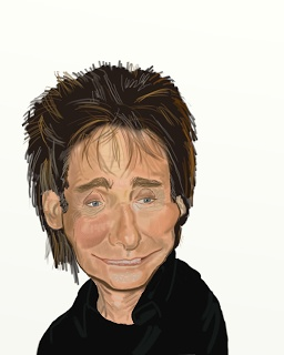 Barry Manilow  (by John Fisher)