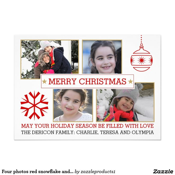 95 best Trendy Photo Christmas Cards images on Pinterest | Christmas ...