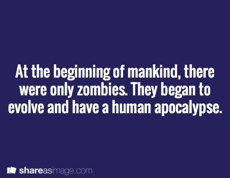 tips on writing a zombie apocalypse story