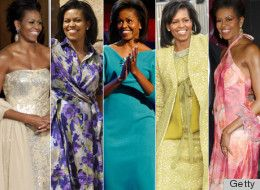 First Lady Michelle Obama turns 49 today! Like a fine wine, our beloved FLOTUS' style seems only to improve with age.
