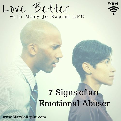 Why It s Not Always Easy to Recognize an Abuser