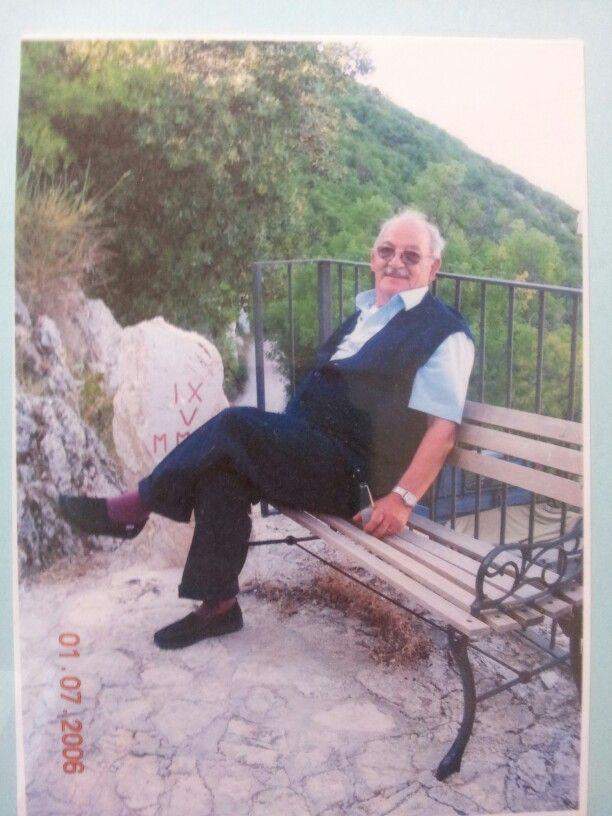 Zio Antonio - Eremo di San Cataldo,  Esanatoglia