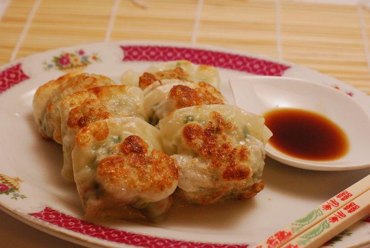 Moeders recept voor Chinese Dumplings (Jiao Zi)
