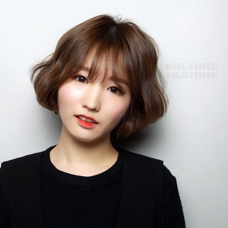 Korea Beauty Salon  Culture&Nature 2017 Trend   [CUTE BOB Style]