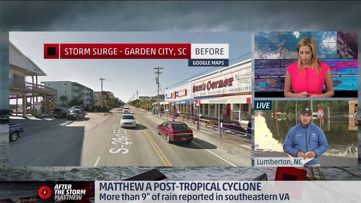 (adsbygoogle = window.adsbygoogle || []).push();           (adsbygoogle = window.adsbygoogle || []).push();  It's hard to see how devastating the damage is from Hurricane Matthew if you've never visited some of these places. Jim Cantore and Stephanie Abrams go...