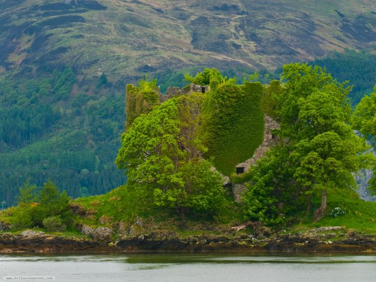 Photo of Castle Lachlan, Loch Fyne, Scotland