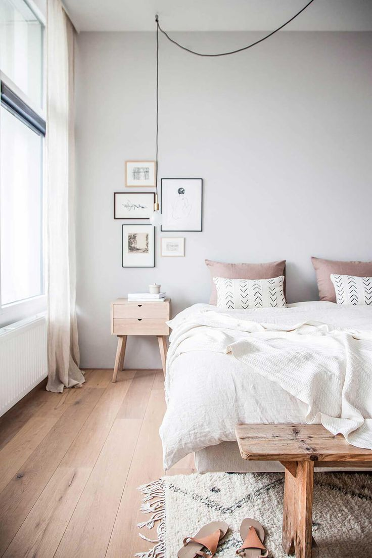 寝室の壁紙選びはココがポイント。色&スタイル別選び方と実例集   iemo[イエモ]