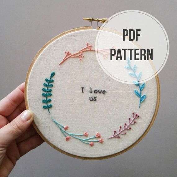 Gift for her Wall hanging Hoop New home Cross Stitch completed Home Quote Gift for him. Gift for home