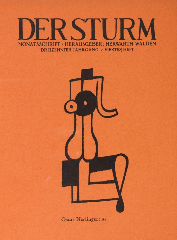 Der Sturm 1922-04 - Der Sturm - Monoskop