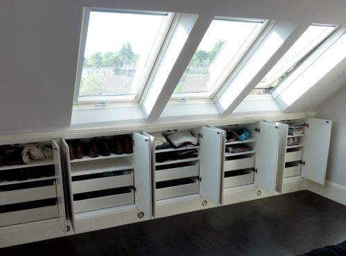 built in storage attic - Sök på Google