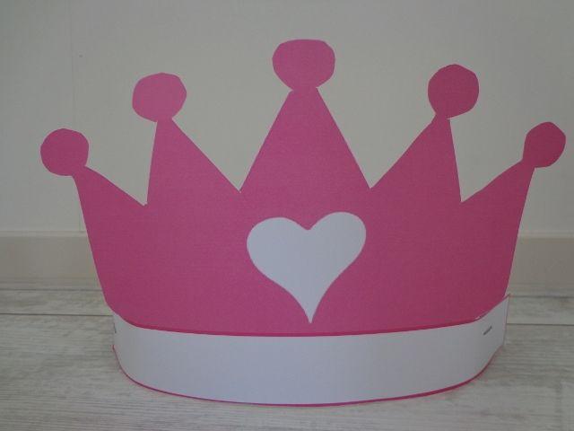prinsessenkroon,  op stevig karton of digitaal te bestellen!
