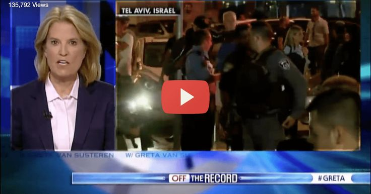 @greta goes off the record to embrace #Israel for who they really are: internationally SUPPORTIVE to all and STRONG