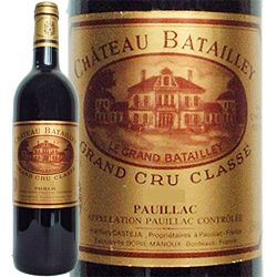 CHATEAU BATAILLEY (シャトー・バタイィ)   ワイン通販エノテカ・オンライン ENOTECA online for all wine lovers