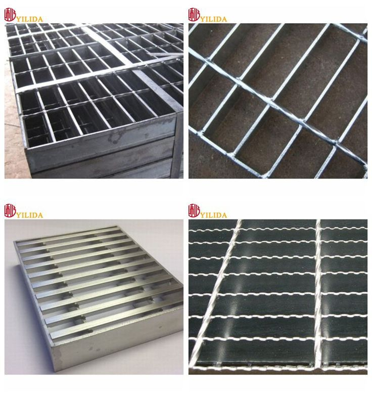 Anping Yilida safe guard anti-skid panel ss 304 316 grating ISO9001