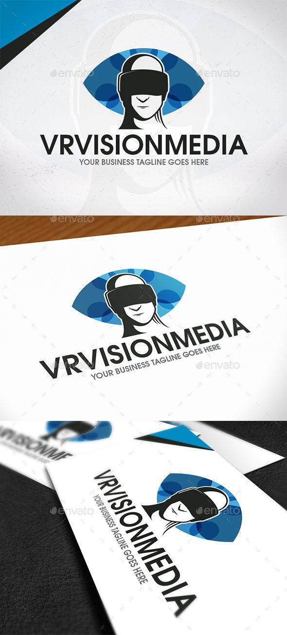VR Vision Media Logo
