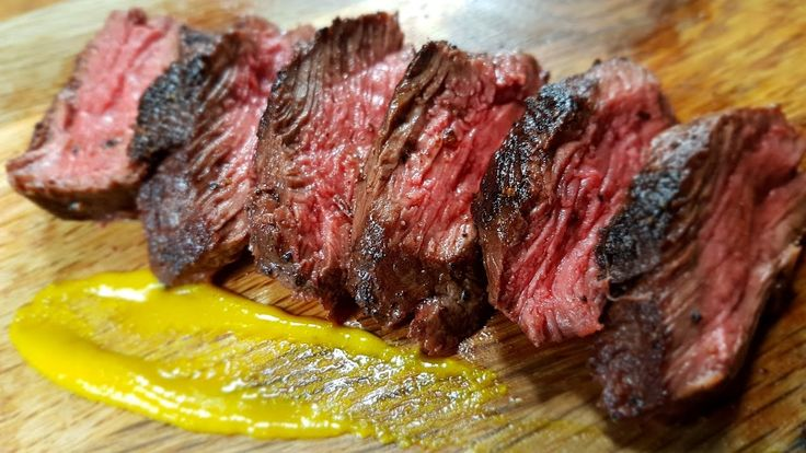 how to cook hanger steak on stove