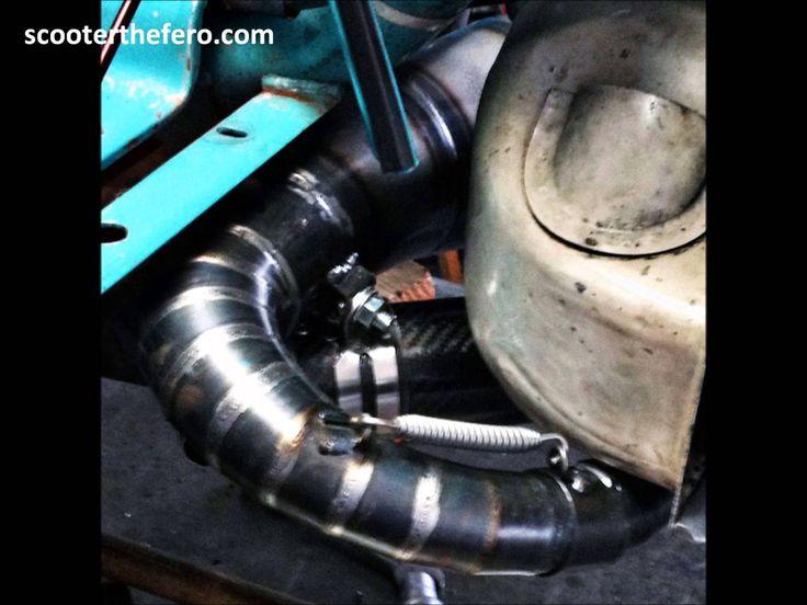 #Lambretta STF - #Racing Line
