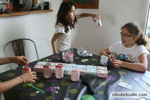 Ciloubidouille » Organiser une boum pour enfant