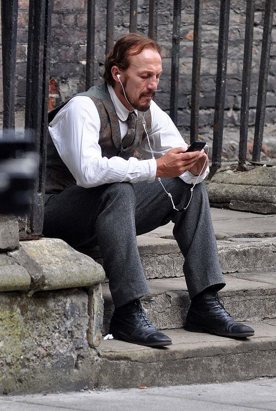JEROME FLYNN WENN.com --- Mr. U-B