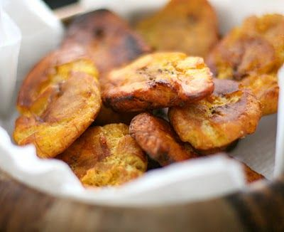 Bananes Pesées (yummy Haitian plantains recipe), miss these!