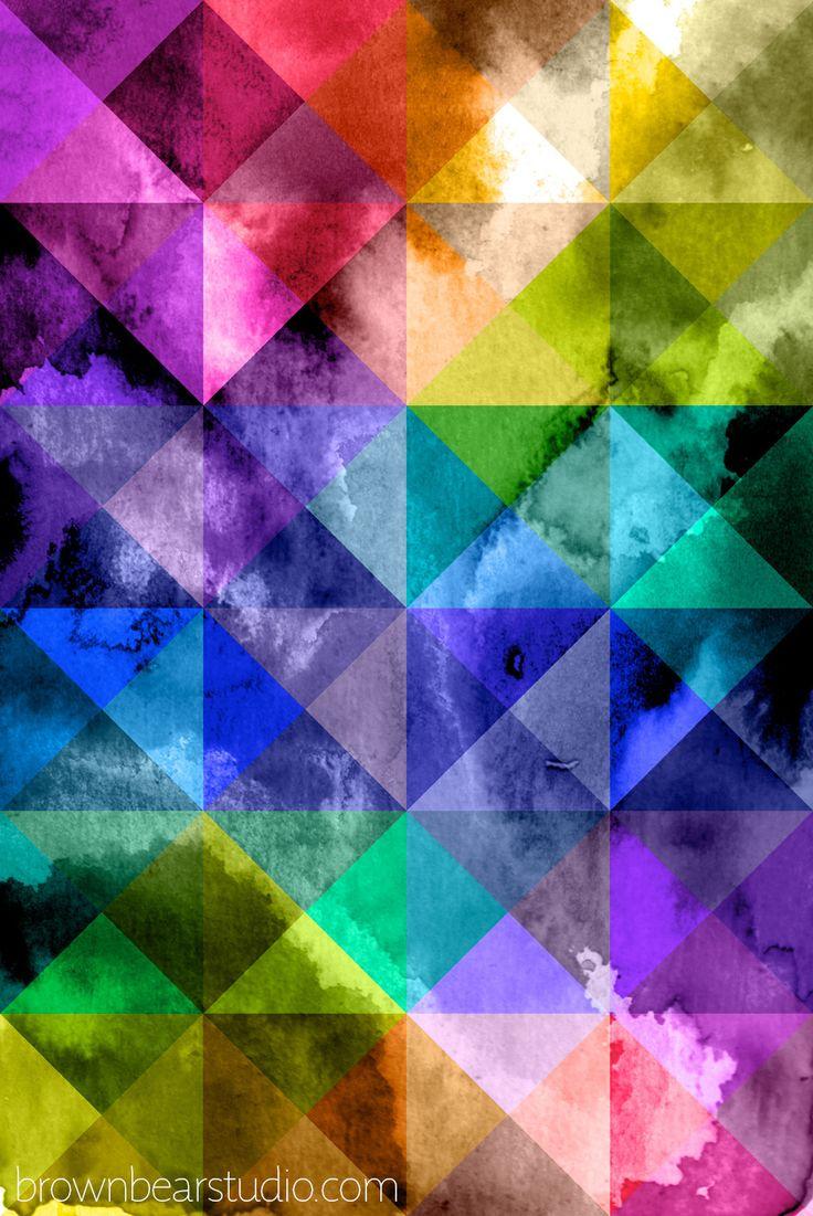 Nebula Smartphone Backgrounds by Brown Bear Studio