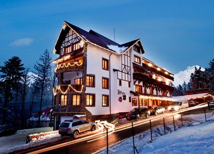 Hotel Cabana Vanatorilor Predeal La sfarsitul unei saptamani grele va recomandam un weekend la munte. Cazare hoteluri Predeal.