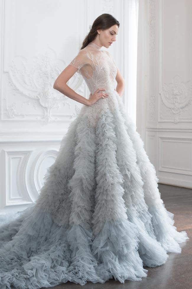 25 + › Paolo Sebastian Haute Couture Herbst / Winter '18 / '19