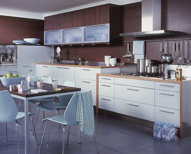 Materialmix Für Mehr Eleganz In Der Küche