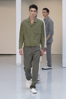 Lemaire menswear, spring/summer 2016 - click to see the full gallery