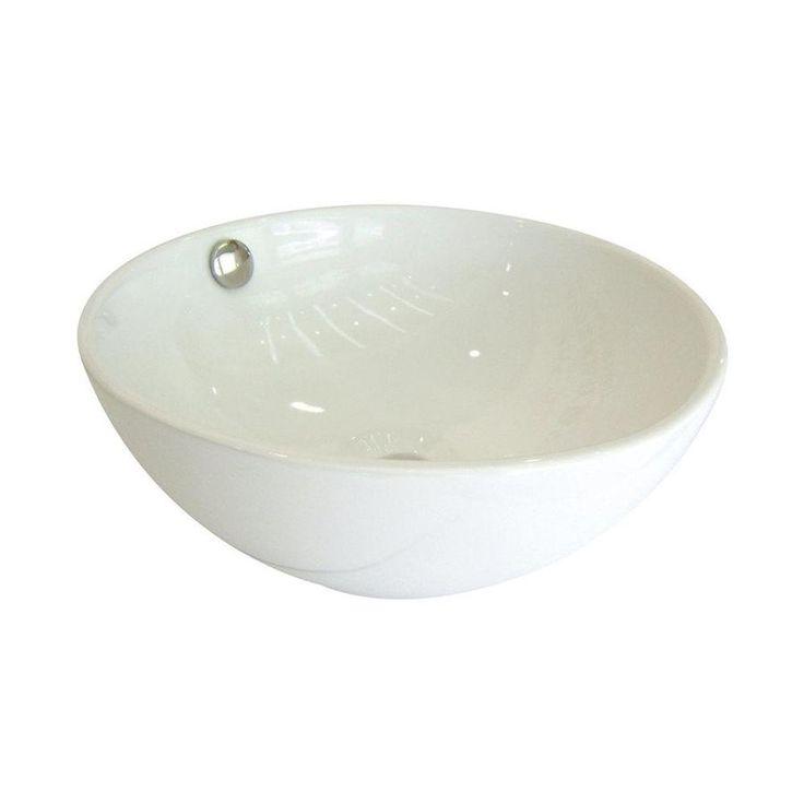 Kingston Brass Ev7048 Sink Vessel Sink Vessel Sink Bathroom