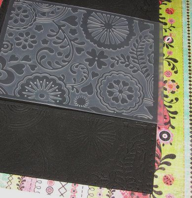 200+ embossing ideas....wow!!!
