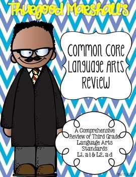 best thurgood marshall images marshalls african  thurgood marshall s language review common core language arts practice