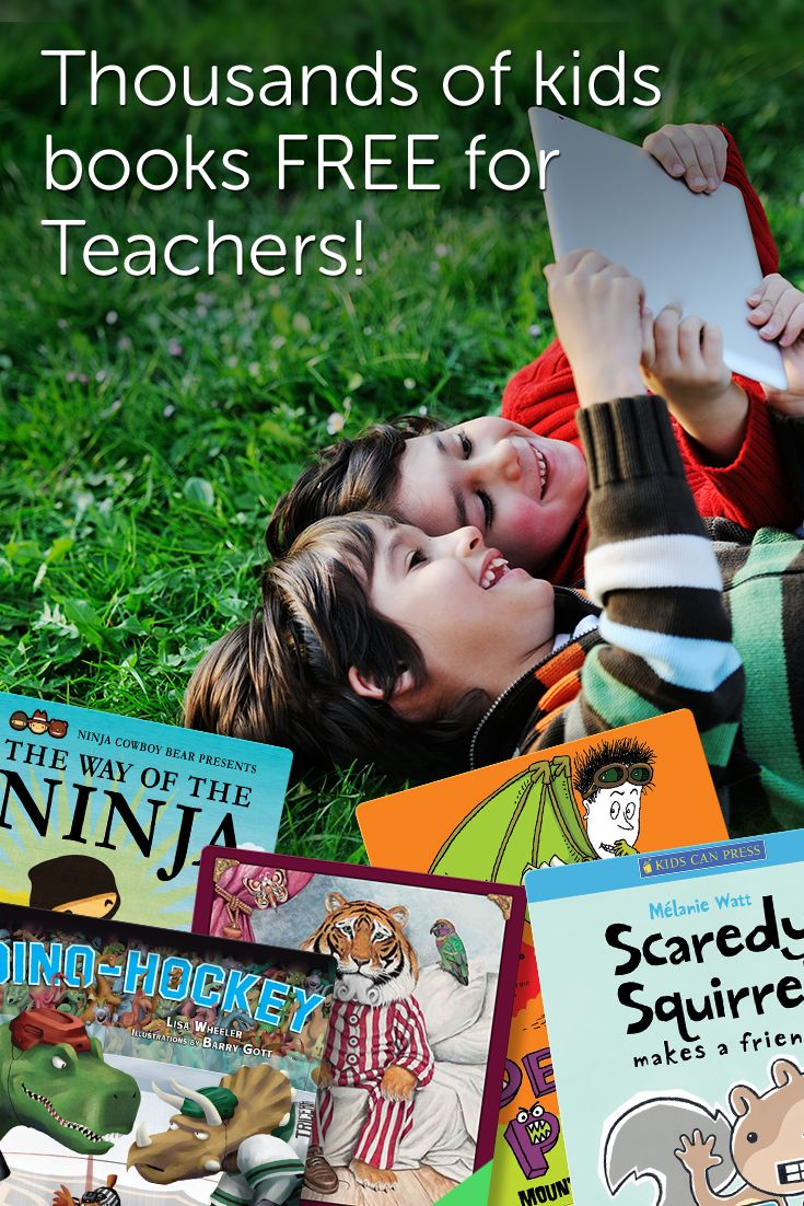 Free Ebooks For Teachers And Librarians! Getepic