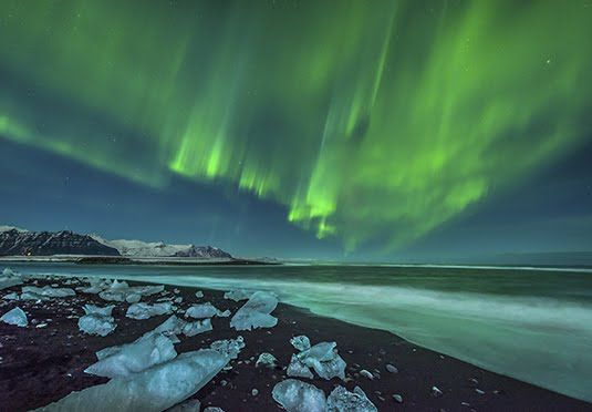 Three-night Iceland retreat with a Northern Lights tour, breakfast, restaurant discounts, all travel and two optional extra tours