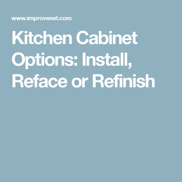 Image Result For How Much Will It Cost To Refinish Kitchen Cabinets