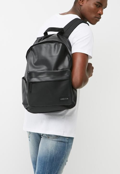 Vent backpack black UNSEEN Bags | Superbalist.com