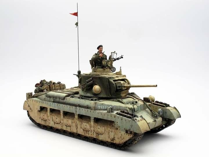 U00c9pingl U00e9 Sur Ww2 Matilda Mk Ii