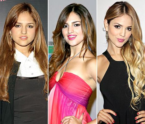 Eiza Gonzalez's Transformation: How Liam Hemsworth's Girl Has Changed - Us Weekly - love her hair in the picture on the right