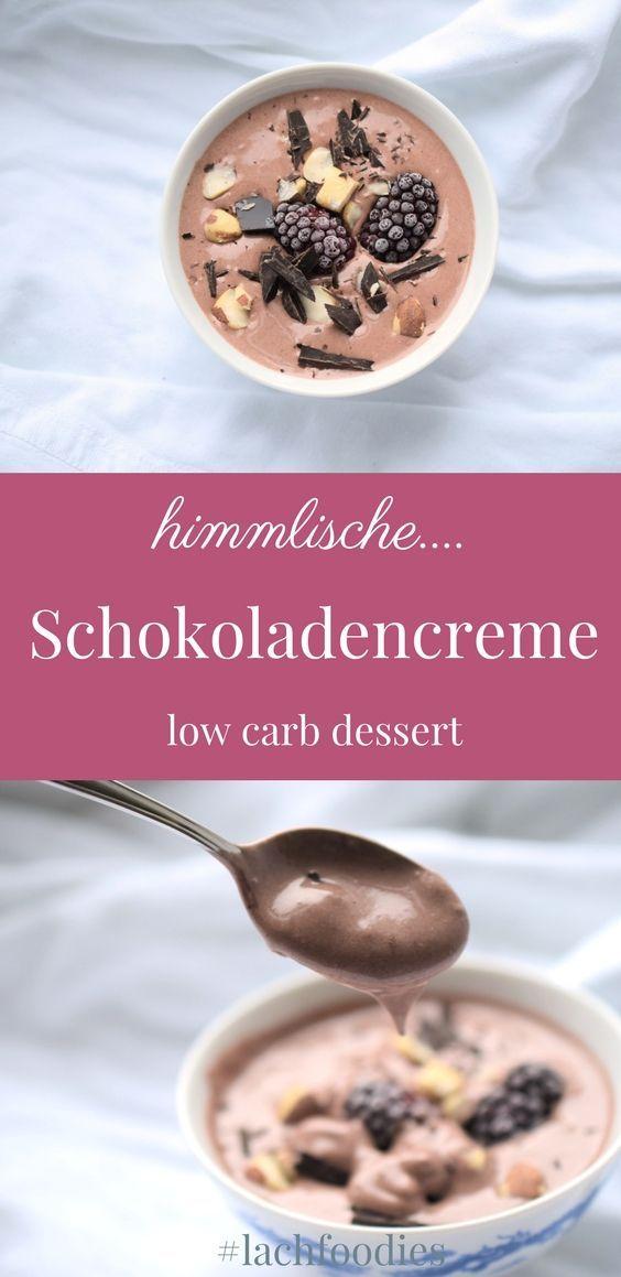 Ausgezeichnete Low Carb Schokoladencreme ohne Zucker, glutenfrei, low carb, lc, lchf, snack, dessert, Nachtisch, low carb Nachtisch, low carb dessert, Nachtisch ohne Zucker, zuckerfrei, glutenfrei, Nachtisch im Glas, Nachtisch ohne ei, Nachtisch ohne milch, low carb Nachspeise, low carb Nachtisch schnell, low carb dessert deutsch, low carb dessert Rezept, low carb Nachtisch weihnachten, backen ohne Zucker und Mehl, backen ohne Kohlenhydrate