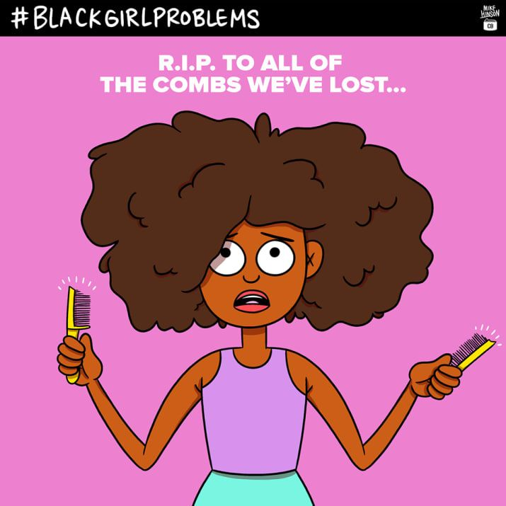87 Kinda Funny Things Every Black Girl Has Thought At The Hairdresser