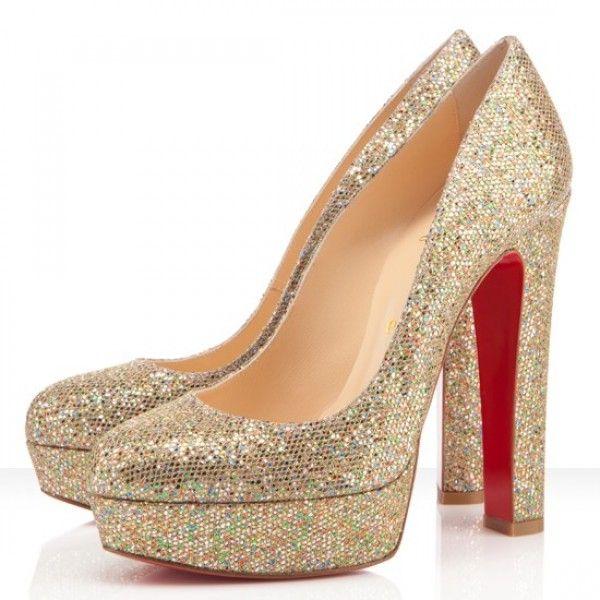 Bibi 140mm Pumpen Glitzer Gold Online-Verkauf sparen Sie bis zu 70% Rabatt, einfach einkaufen darüber hinaus versandkostenfrei.#shoes #womenstyle #heels #womenheels #womenshoes  #fashionheels #redheels #louboutin #louboutinheels #christanlouboutinshoes #louboutinworld