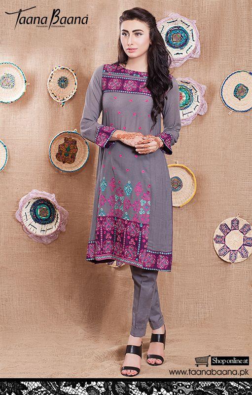 Taana Baana Elegance Fall/Eid-Ul-Adha Dresses 2015 for Women  http://clothingpk.blogspot.com/2015/08/taana-baana-elegance-eid-dresses-for-women.html