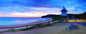 Beautiful Shelly Beach where we train healthy4life.net.au