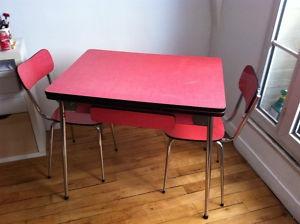 64 best mid century seating images on pinterest - Cuisine vintage formica ...
