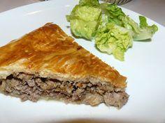 Recettes d'une mère de famille nombreuse: Meat pie, ma tourte à la viande, simplissime