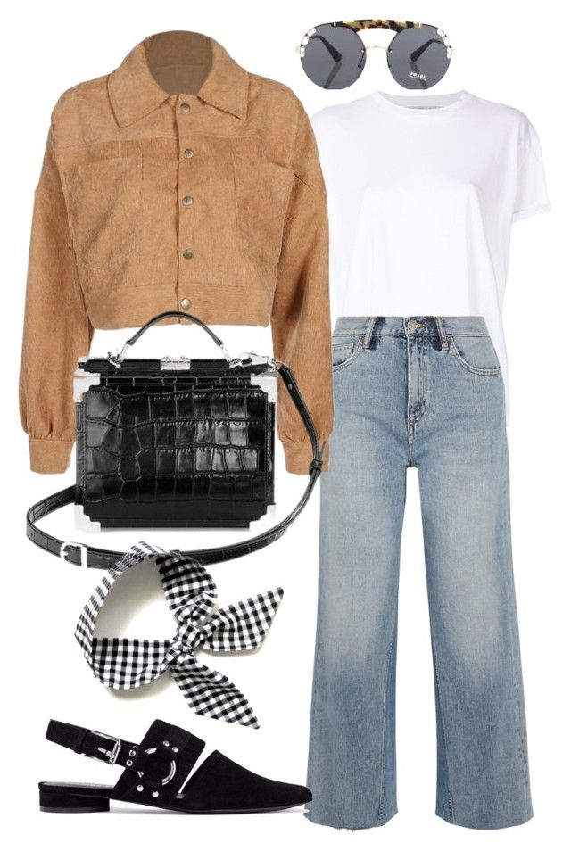 """""""Untitled #779"""" by szudi on Polyvore featuring Prada, STELLA McCARTNEY, M.i.h Jeans, Opening Ceremony and Aspinal of London"""