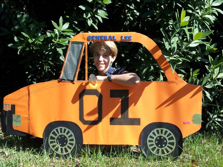12 Best Images About Dukes Of Hazzard Costumes On